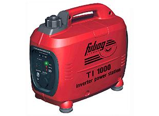 Бензогенератор Fubag TI 1000