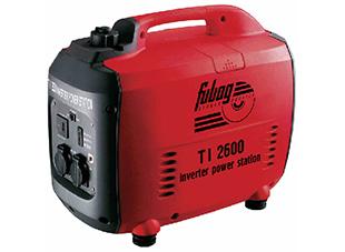Инверторный генератор Fubag TI 2600