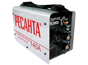 Инверторный сварочный аппарат Ресанта САИ 140